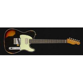 Fender Custom Shop 2018 LTD REV CUS HS TELE HREL - ABLKoSSB