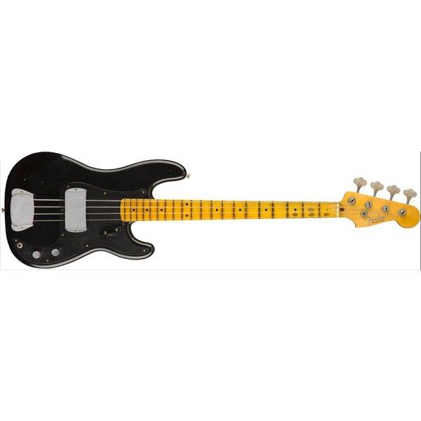 Fender Custom Shop 2018 LTD 58 PBASS JRN - ABLK