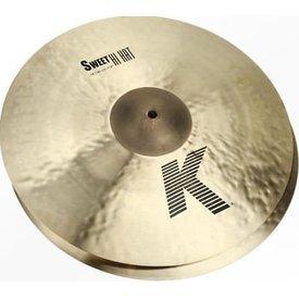 Zildjian Zildjian K0723 15'' K Sweet Hi-Hat Pair
