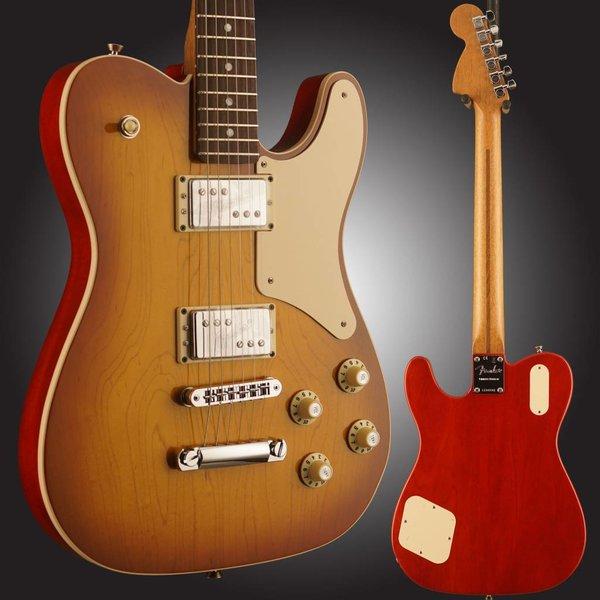 Fender Fender Limited Edition Troublemaker Telecaster Rosewood Ice Tea Burst SN: LE04841