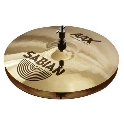 """Sabian 21502XB 15"""" AAX Stage Hi-Hats HiHats"""