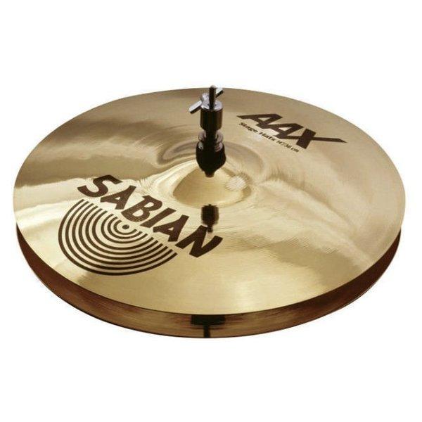 Sabian Sabian 21502XB 15'' AAX Stage Hi-Hats HiHats