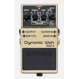 Boss Used Boss AW3 Dymamic Wah