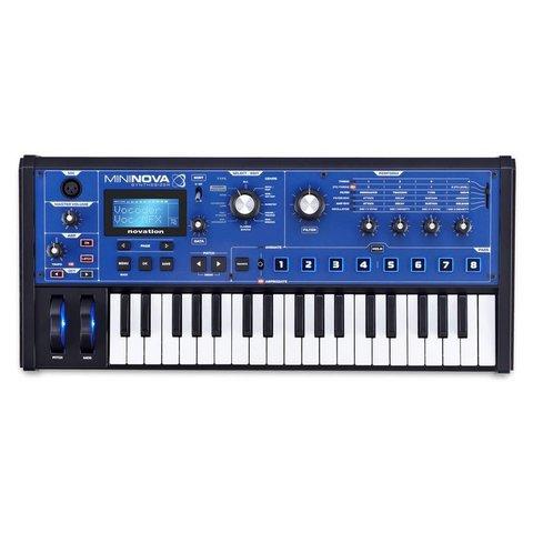 Novation MiniNova Mini-Keys Synthesizer w/ Vocoder