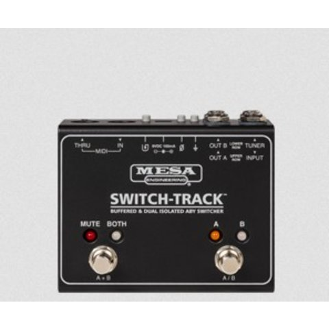 Mesa Boogie Switch Track ABY