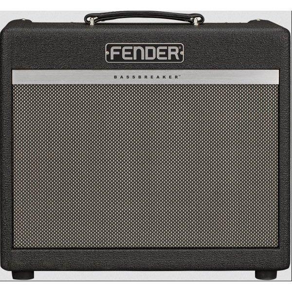 Fender Bassbreaker 15 Combo, Midnight Oil, 120V