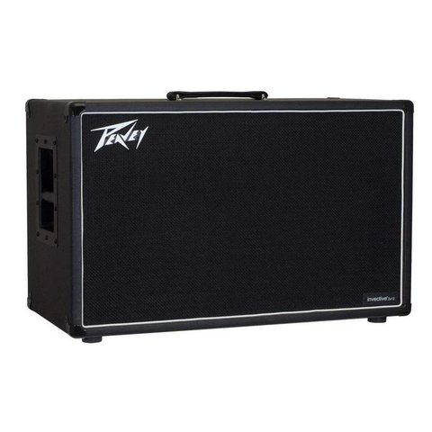 "Peavey Invective 212 - 120-watt 2x12"" Extension Cabinet"