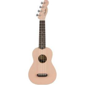 Fender Venice Soprano Uke Shell Pink