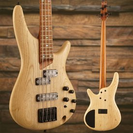 Ibanez Ibanez SR650NTF SR Soundgear Electric Bass Guitar Natural Flat