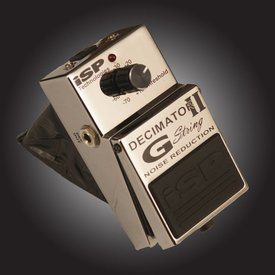 ISP ISP Technologies Decimator II Noise Reduction Gate Guitar Effect Pedal v2 - Demo