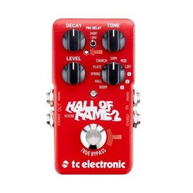 TC Electronics TC Electronics Hall of Fame 2 Reverb