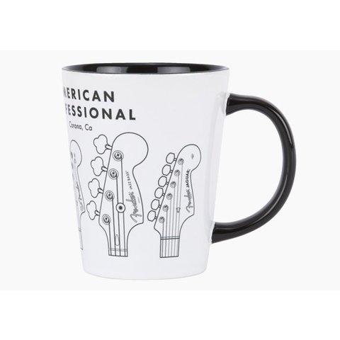 American Professional Latte Mug, Black