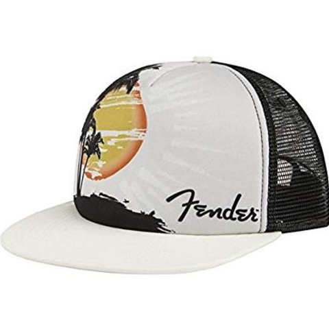 Fender California Series Sunset Hat, One Size Fits Most