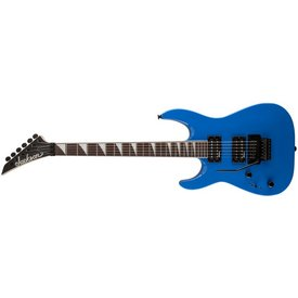 Jackson JS Series Dinky Arch Top JS32 LH, Rosewood Fingerboard, Bright Blue