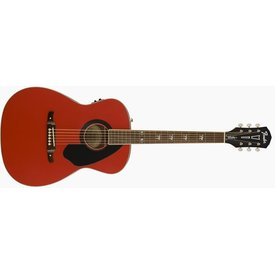 Fender Tim Armstrong Hellcat Ruby Red