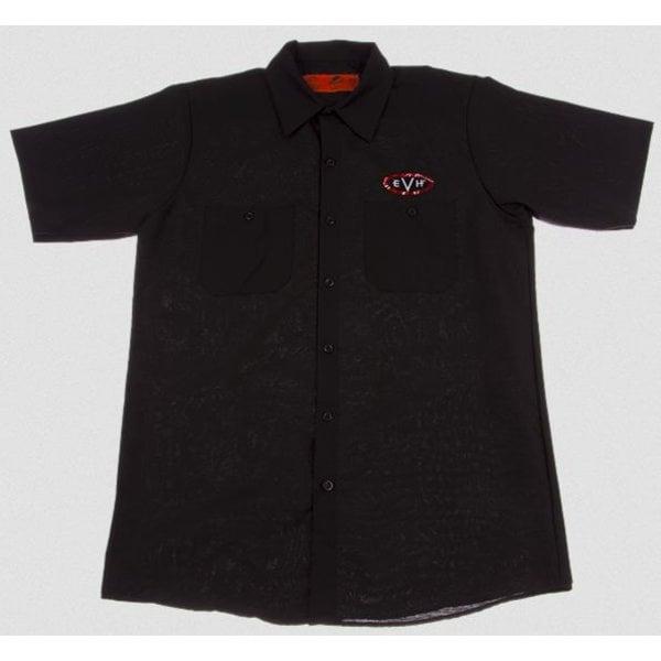 EVH EVH Woven Shirt, Black, L