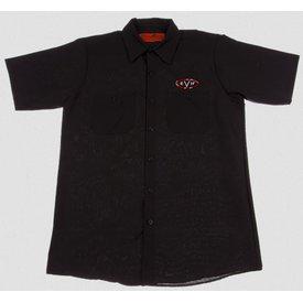 EVH EVH Woven Shirt, Black, M