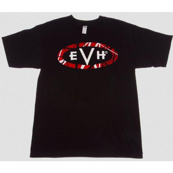 EVH EVH Logo T-Shirt, Black, XXL