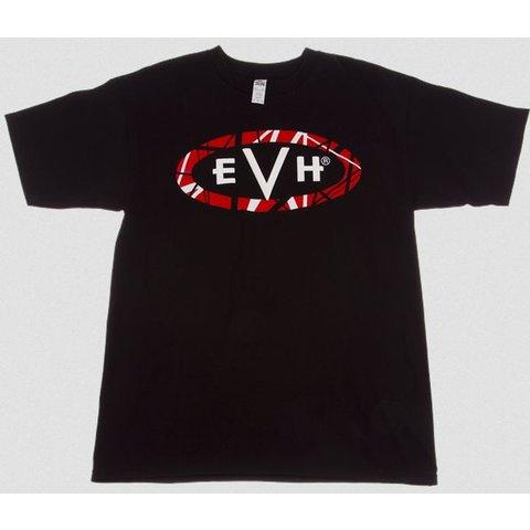 EVH Logo T-Shirt, Black, L