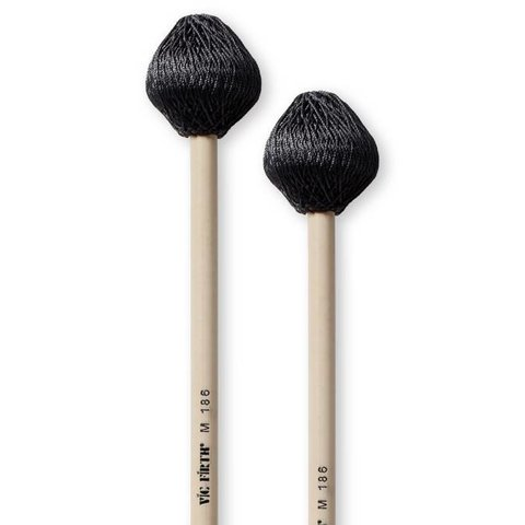 Vic Firth M186 Corpmaster Mallet Medium Multi-Application Series