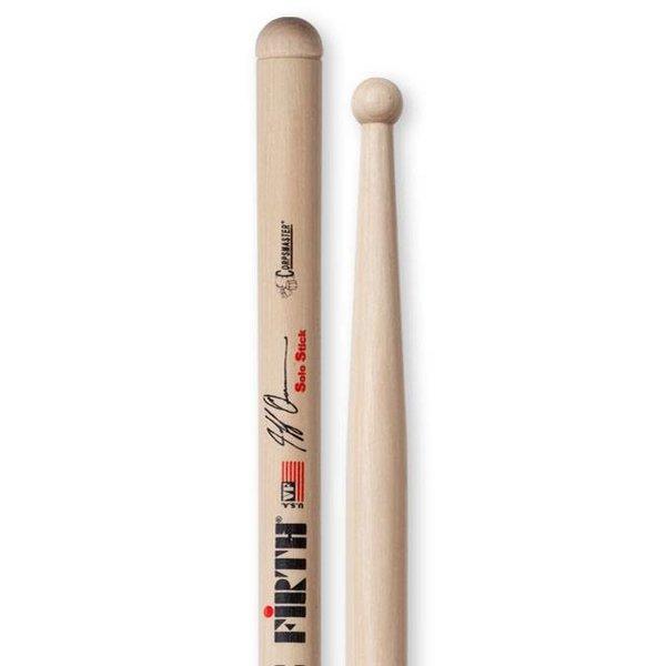 Vicfirth Vic Firth Signature Jeff Queen Solo Drum Sticks