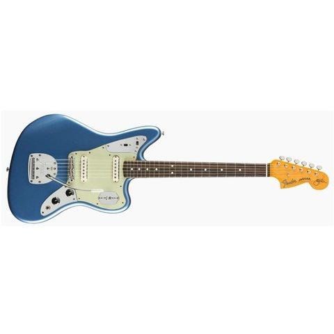 Johnny Marr Jaguar Rosewood Fingerboard Lake Placid Blue