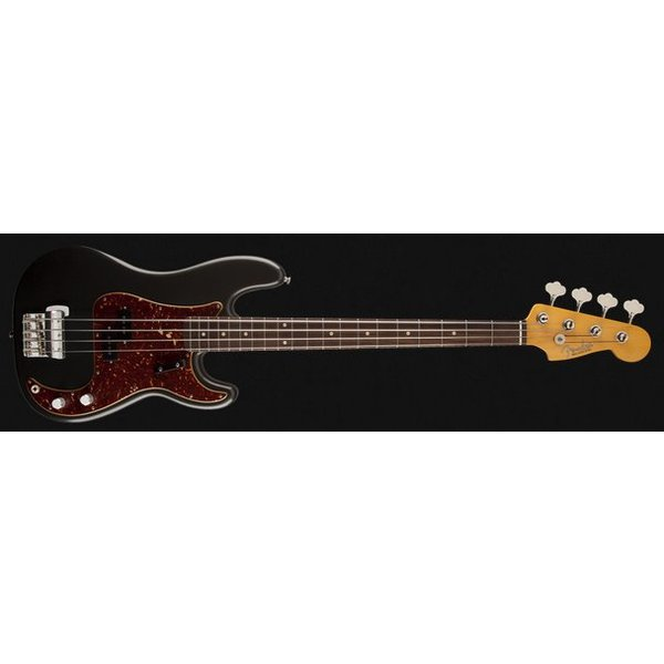 Fender Custom Shop Sean Hurley Signature 1961 Precision Bass, Rosewood Fingerboard, Aged Charcoal Frost