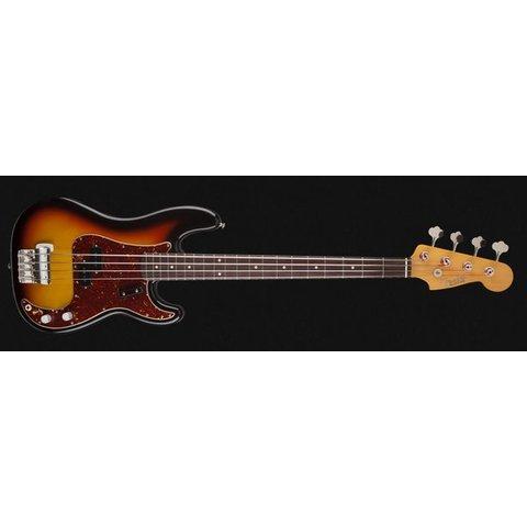 Sean Hurley Signature 1961 Precision Bass, Rosewood Fingerboard, Faded 3-Color Sunburst