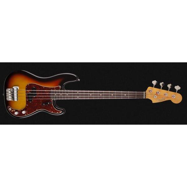 Fender Custom Shop Sean Hurley Signature 1961 Precision Bass, Rosewood Fingerboard, Faded 3-Color Sunburst