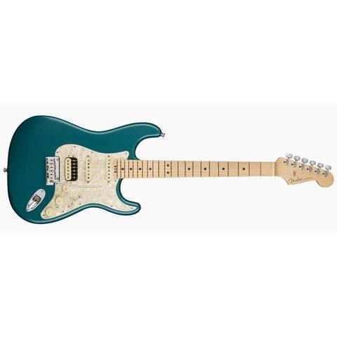 American Elite Stratocaster HSS ShawBucker, Maple Fingerboard, Ocean Turquoise