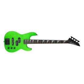 Jackson JS Series Concert Bass Minion JS1X, Rosewood Fingerboard, Neon Green