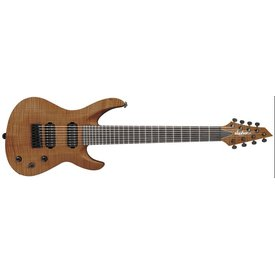 Jackson USA Select B8, Ebony Fingerboard, Walnut Stain
