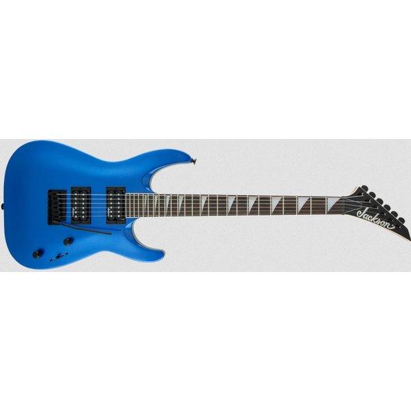 Jackson JS Series Dinky Arch Top JS22 DKA, Rosewood Fingerboard, Metallic Blue