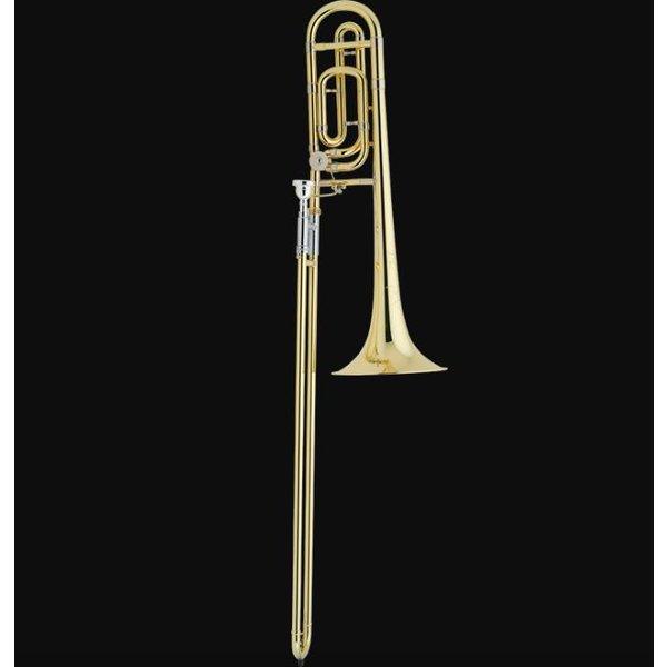 Bach Bach TB200BCC Performance Tenor Trombone w/ F Rotor & Cargo Case