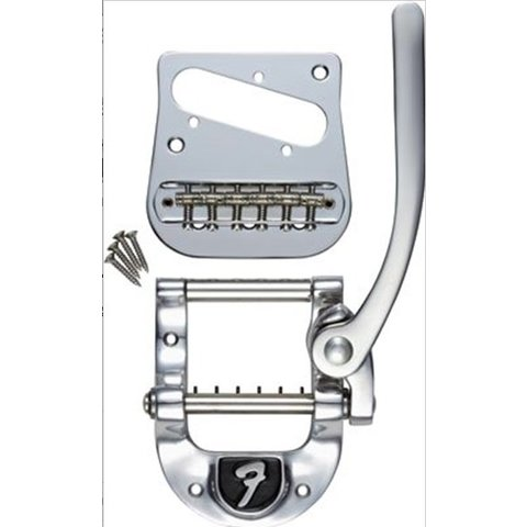 Bigsby B5 Telecaster Modification Vibrato Kit, Chrome