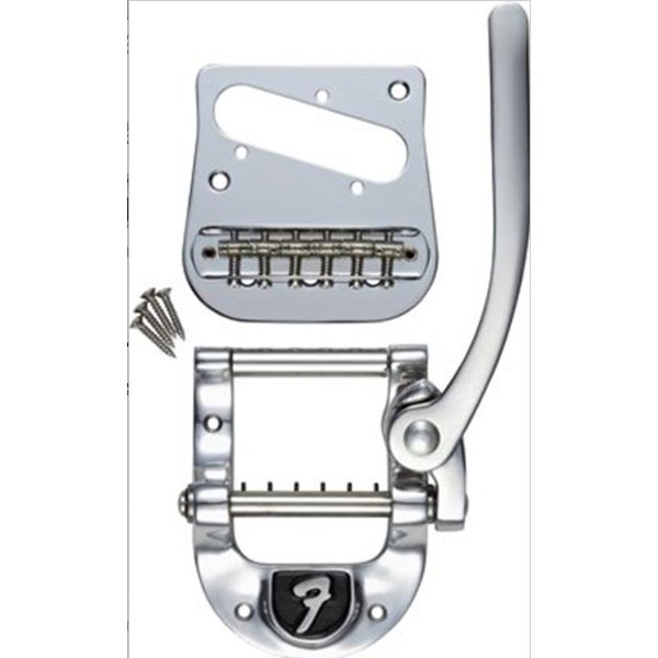 Bigsby Bigsby B5 Telecaster Modification Vibrato Kit, Chrome