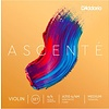 D'Addario A310 4/4M Ascente Violin Set 4/4 Med