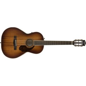 Fender PM-2E Parlor Limited, All-Mahogany