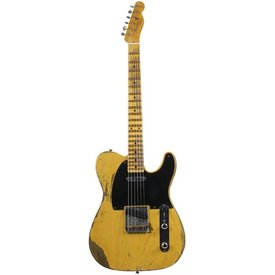 Fender Custom Shop 1953 Heavy Relic Telecaster, Maple Fingerboard, Butterscotch Blonde