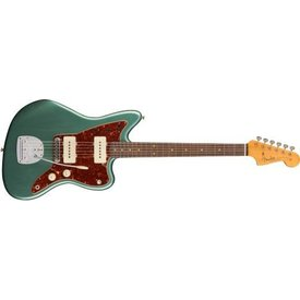 Fender Custom Shop 1959 Journeyman Relic Jazzmaster, Rosewood Fingerboard, Aged Sherwood Green Metallic