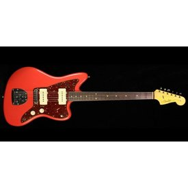 Fender Custom Shop 1959 Journeyman Relic Jazzmaster, Rosewood Fingerboard, Aged Fiesta Red
