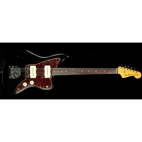 1959 Journeyman Relic Jazzmaster, Rosewood Fingerboard, Aged Black