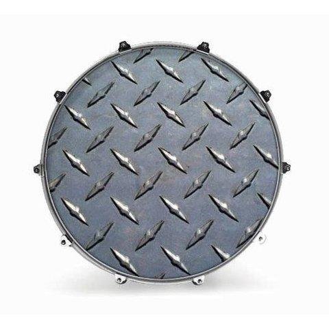 "Evans 24"" Texture Diamond Plate"