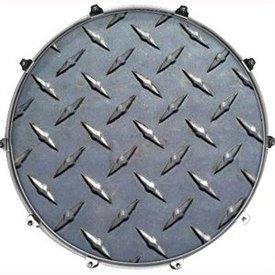 "Evans Evans 22"" Texture Diamond Plate"