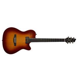 Godin Godin A6 Ultra Cognac Burst HG Electro-Acoustic Guitar w/ Bag