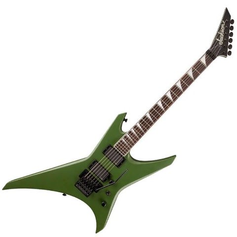 X Series Warrior WRXMG , Rosewood Fingerboard, Matte Army Drab