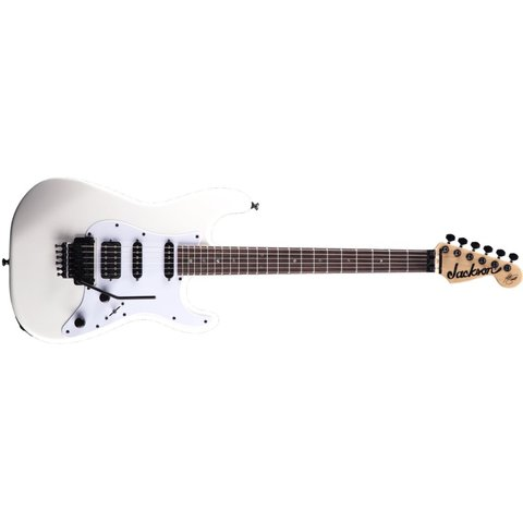 X Series Signature Adrian Smith SDX, Rosewood Fingerboard, Snow White