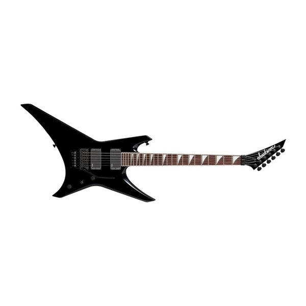 Jackson X Series Warrior WRXMG, Rosewood Fingerboard, Black