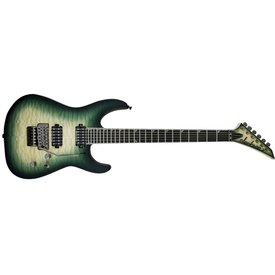 Jackson Pro Series Soloist SL2Q MAH, Ebony Fingerboard, Alien Burst