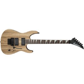 Jackson X Series Soloist SLX Zebrawood, Rosewood Fingerboard, Natural Zebrawood